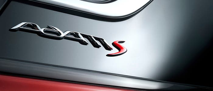 Emblema Opel Adam S