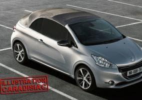 Peugeot 208 descapotable Caradisiac