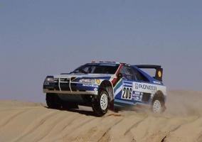 Peugeot 405 Rally Dakar 1998