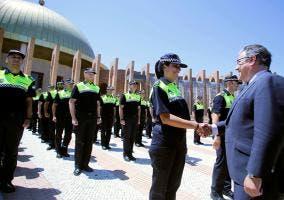 Policía Loca de Sevilla