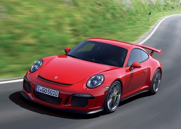 Porsche 911 GT3 Rojo