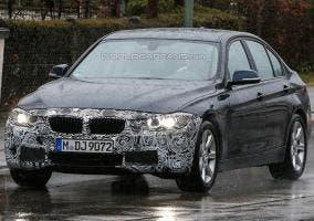 Restyling del BMW Serie3 F30
