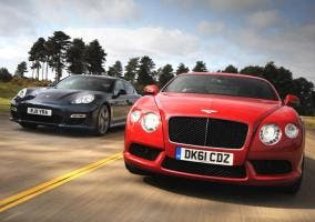 Porsche, más rentable que Bentley para VAG