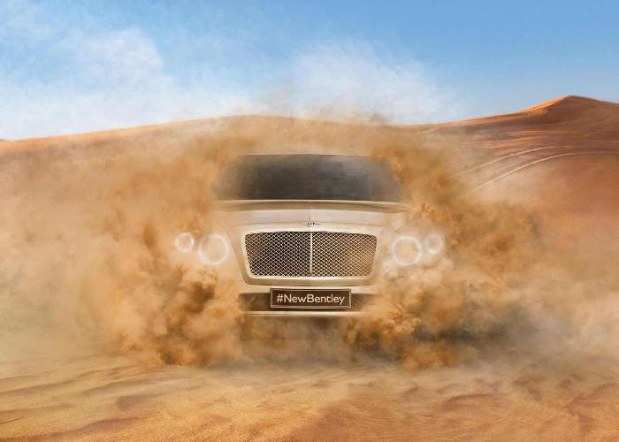 SUV de Bentley