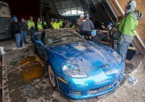 Chevrolet Corvette ZR1 del Museo Nacional de Corvette