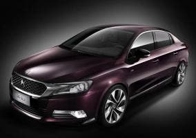 Frontal del Citroen DS 5LS