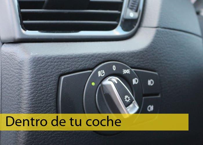 Sensor luces automaticas coche