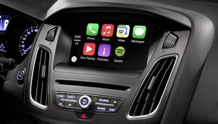 Ford Focus con CarPlay