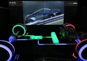 Sistema de propulsión del Honda NSX
