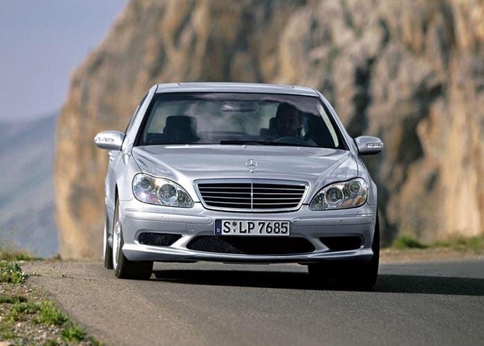 La seguridad del Mercedes Clase S