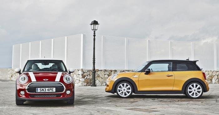 Mini Cooper y Mini Cooper S