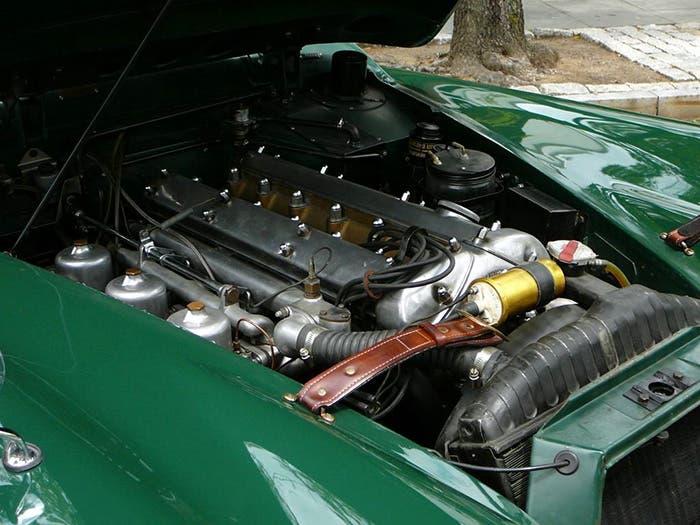 Impresionante el 3.8 de Jaguar