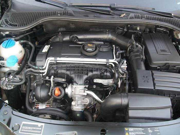 Limpieza en profundidad del motor