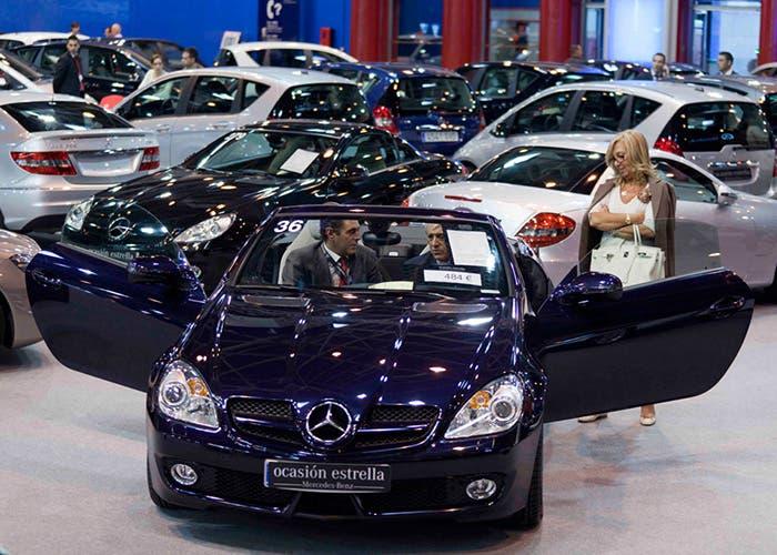 Coches usados Mercedes