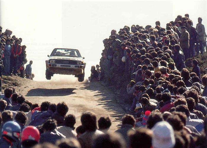 Espectacular imagen de los años 80
