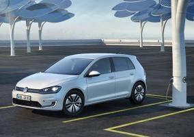 Volkswagen e-Golf frontal