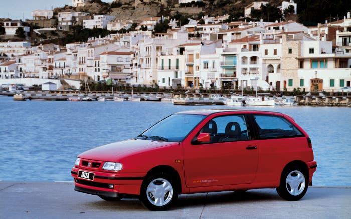 SEAT Ibiza GTI de segunda generación
