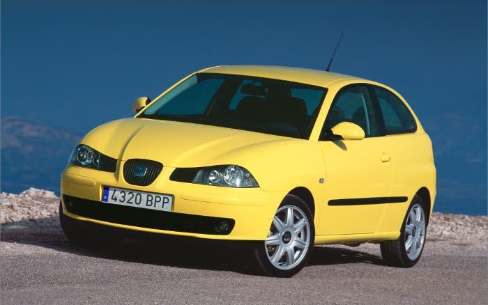 Tercera generación SEAT Ibiza