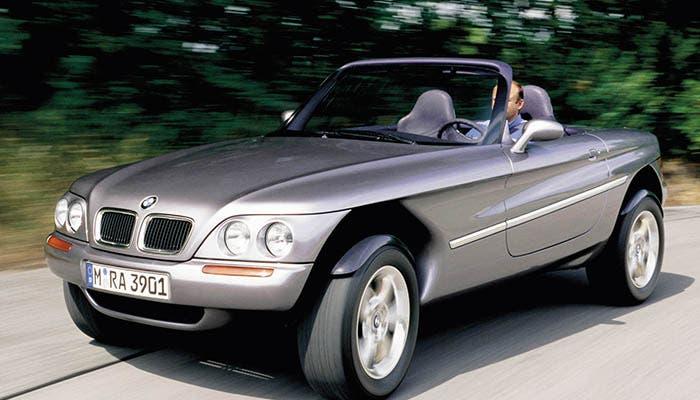 BMW z18 crossover