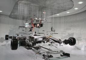 Formula 1 piezas
