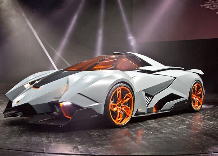 Lamborghini Egoista 50 Aniversario