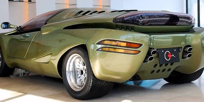 Lamborghini Sogna Concept 1991