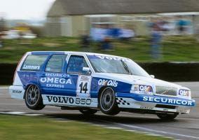 Volvo 850 Estate BTCC