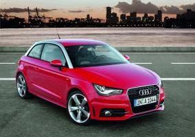 Frontal del Audi A1