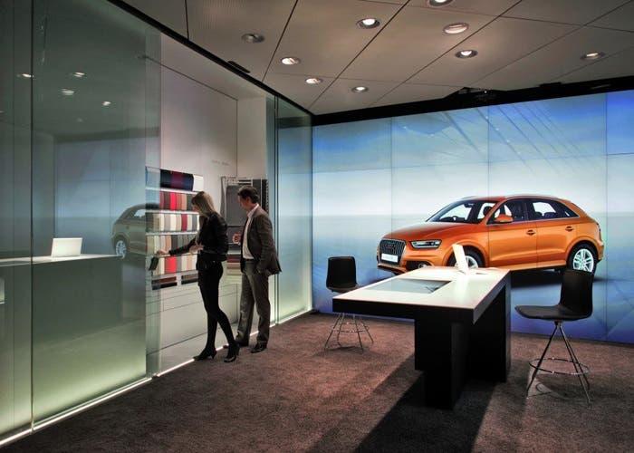 Audi City con un Q3