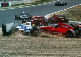 Accidente de Ayrton Senna