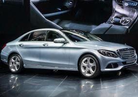 Mercedes Clase C de batalla larga