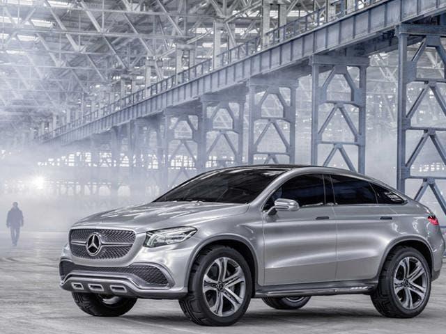 El Suv De Mercedes Una Copia Del X6
