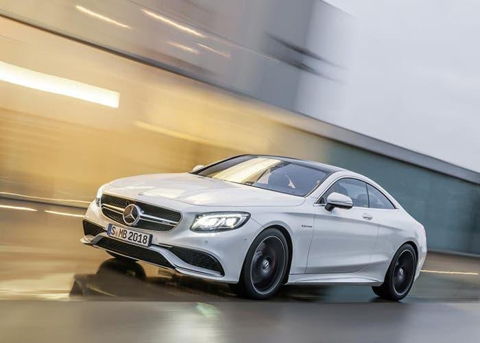 El nuevo AMG de Mercedes