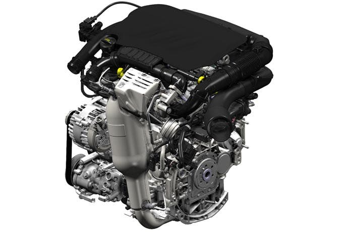 Nuevo motor e-THP 130 6V de PSA