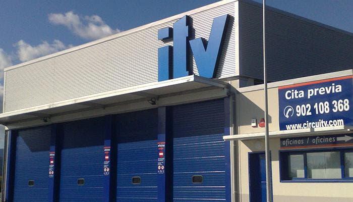 Estacion de ITV