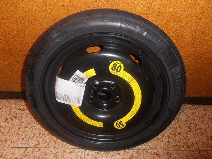 Así es una rueda de galleta