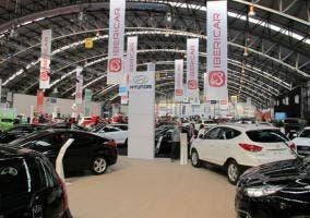 Salón de Automóviles Ifevi 2014