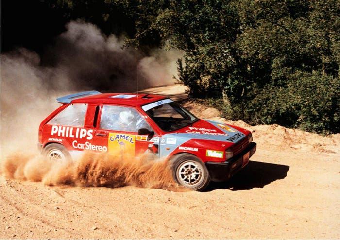 SEAT Ibiza bimotor de SEAT Sport