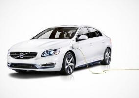 Frontal del Volvo V60L Plug-in Hybrid
