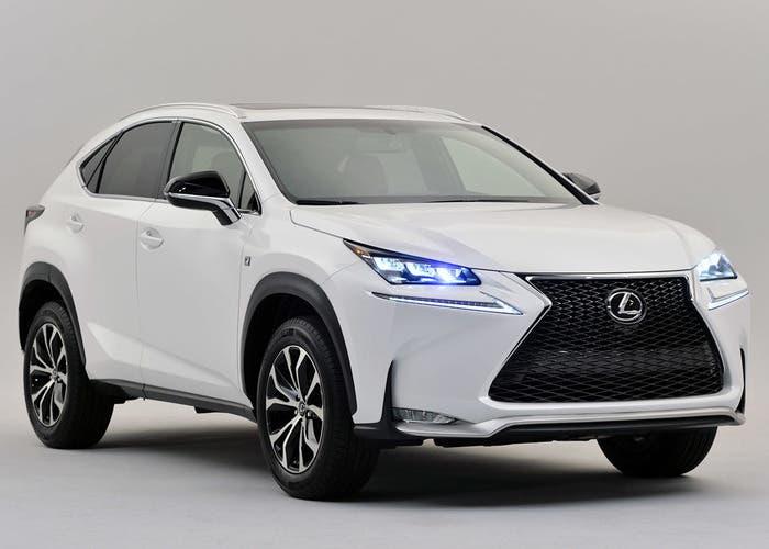 NX, el SUV compacto de Lexus