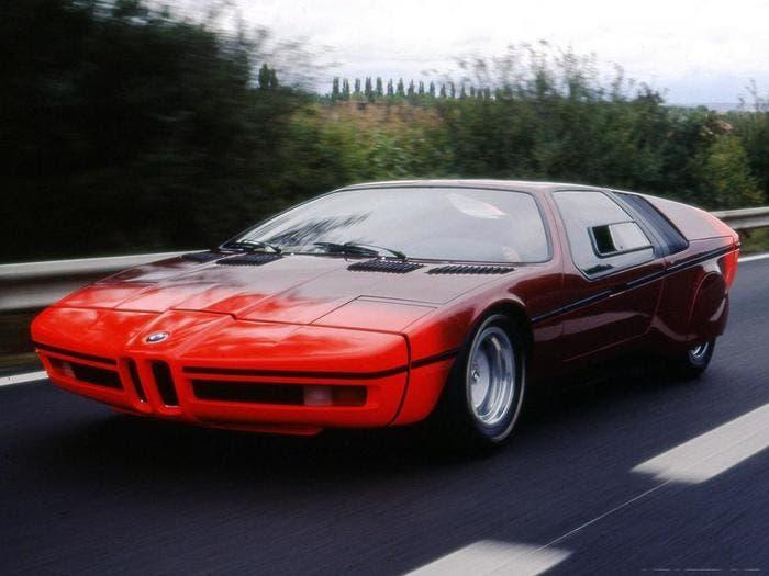 BMW E25 Turbo Concept