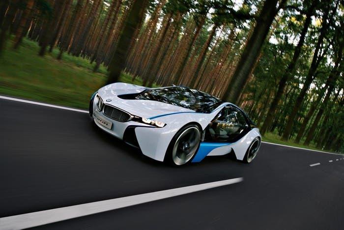 BMW Vision Efficent Dynamics Concept