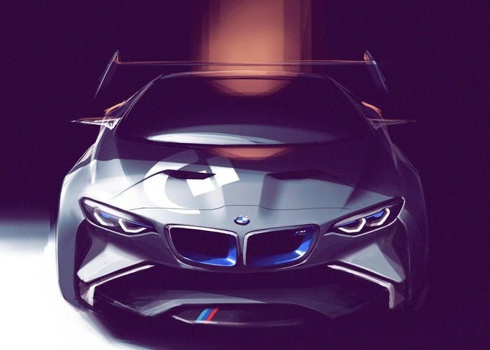 BMW Vision para videojuego