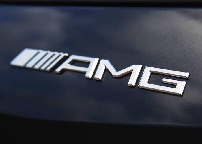 Logotipo AMG