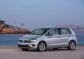 Nuevo Volkswagen Golf Sportsvan 2014