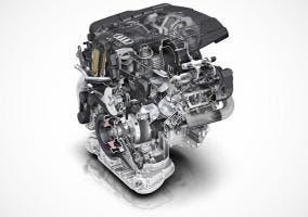Nuevo motor Audi V6 TDI