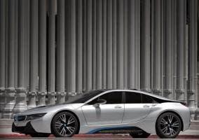 Versión de 4 puertas del BMW i8