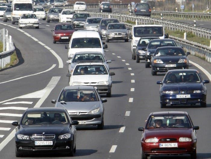 Circulación en autopista