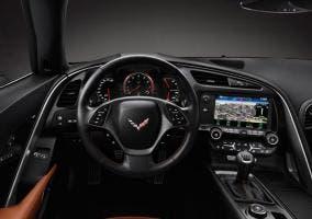 Chevrolet Corvette Stingray con cambio manual