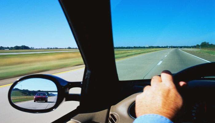 Conductor de vehículo